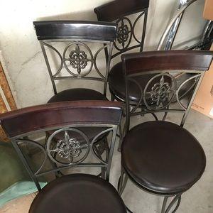 Bar stool chairs